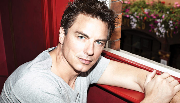 jonh barrowman