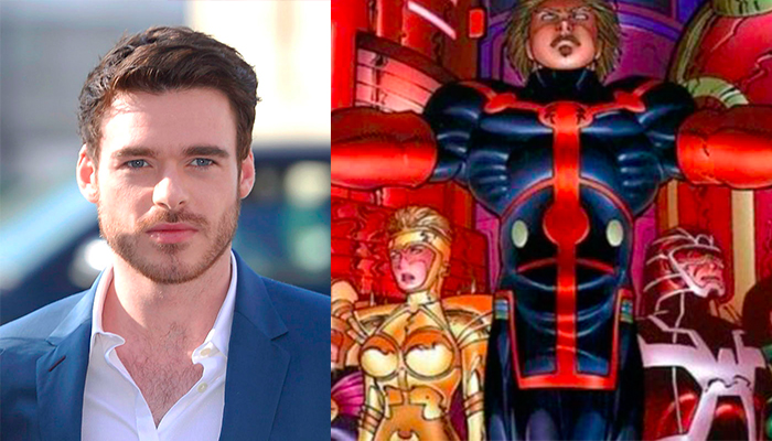 El personaje de Richard Madden en la cinta de Marvel 'The Eternals', será gay