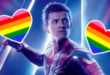 spiderman gay
