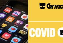 grindr covid